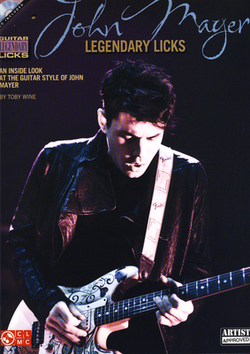 Hal Leonard John Mayer: Legendary Licks