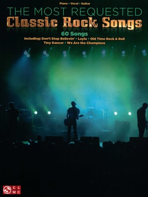 Hal Leonard Most Requested Classic Rock