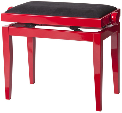 Roland PR Piano Bench Red