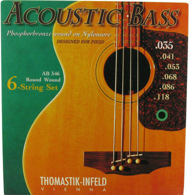 Thomastik AB346 Acoustic Bass Strings