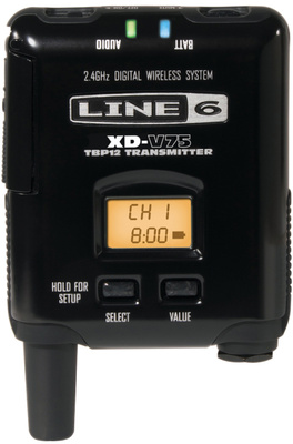 Line6 TX75 Bodypack