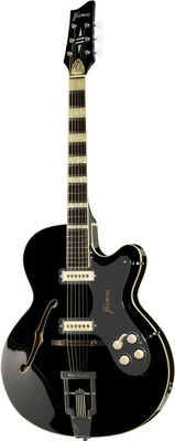 Framus 5-120 Billy Lorento Black