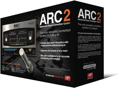 IK Multimedia Arc 2