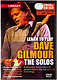 Music Sales Dave Gilmour The Solos