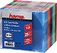 Hama CD-Tray Slimline 25 Pack